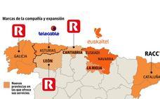Tapia se fía de Zegona y afirma que el arraigo de Euskaltel en Euskadi «no está en peligro»