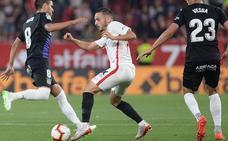 El Leganés se salva y agua la Champions y la Feria al Sevilla