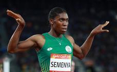 Semenya, Wambui y Niyonsaba corren en Doha antes de la implantación de la normativa del TAS