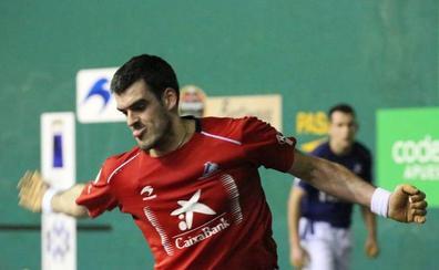 Ezkurdia se planta en semifinales al superar 22-14 a Jaka