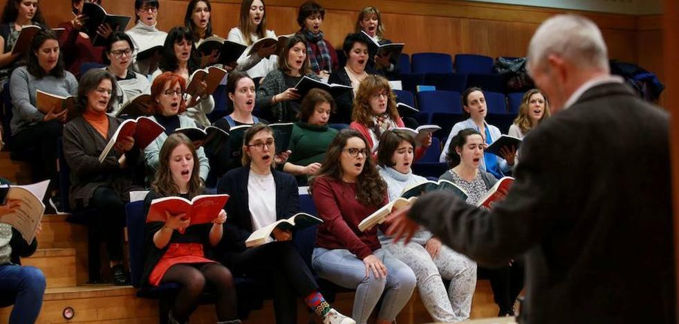 El Orfeón invita a «una gran noche de ópera y zarzuela»