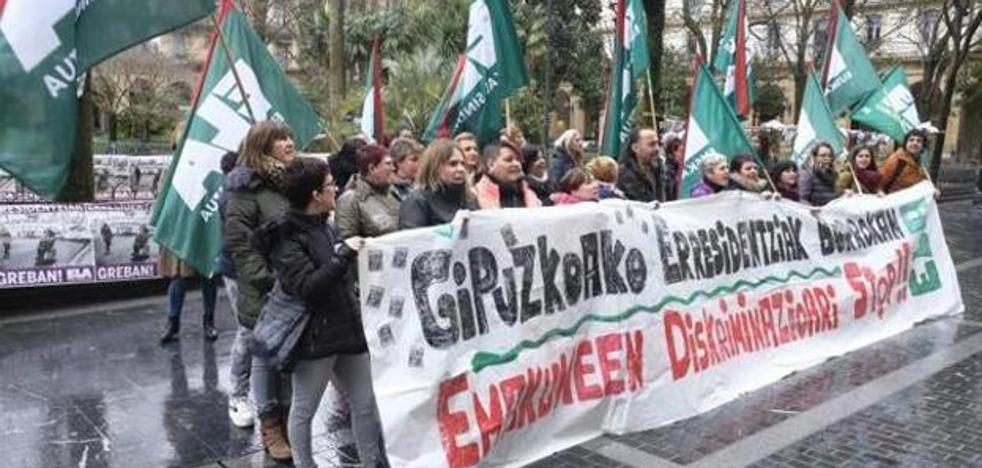 La mesa negociadora no avanza y el conflicto en las residencias de Gipuzkoa sigue estancado