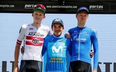 Richard Carapaz gana por segunda vez la Vuelta a Asturias