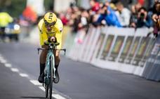 Roglic repite victoria en el Tour de Romandía