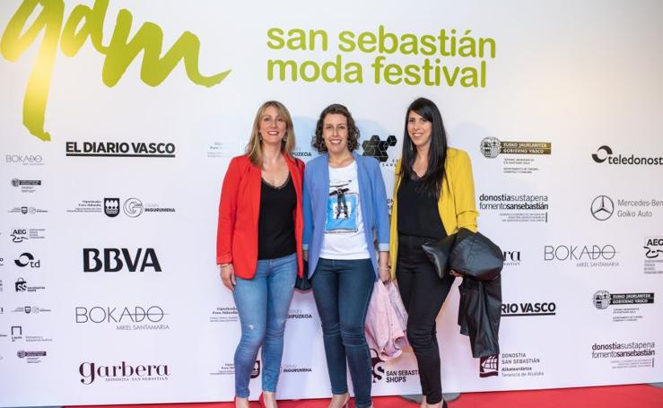 Photocall San Telmo desfiles comercios multimarca