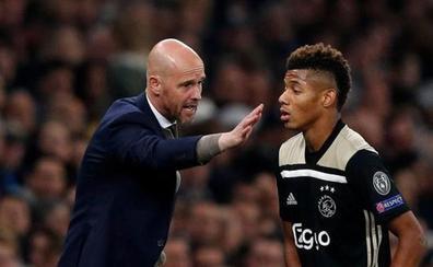Ten Hag, el artesano del Ajax que enamora a Europa