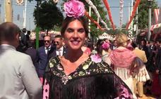 Las celebrities se dan cita en el inicio de la Feria de Abril de Sevilla