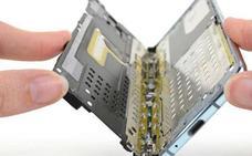 El Samsung Galaxy Fold es un teléfono «alarmantemente frágil»