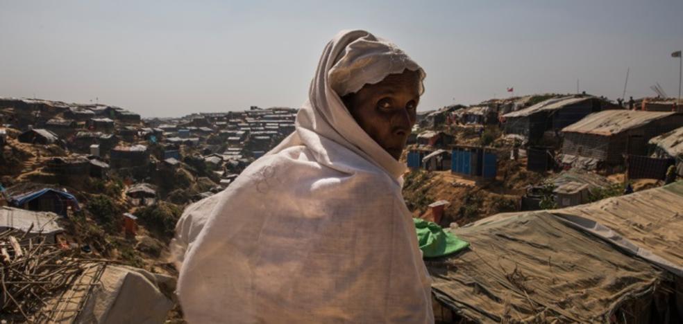 360 grados para descubrir el 'El éxodo rohingya'