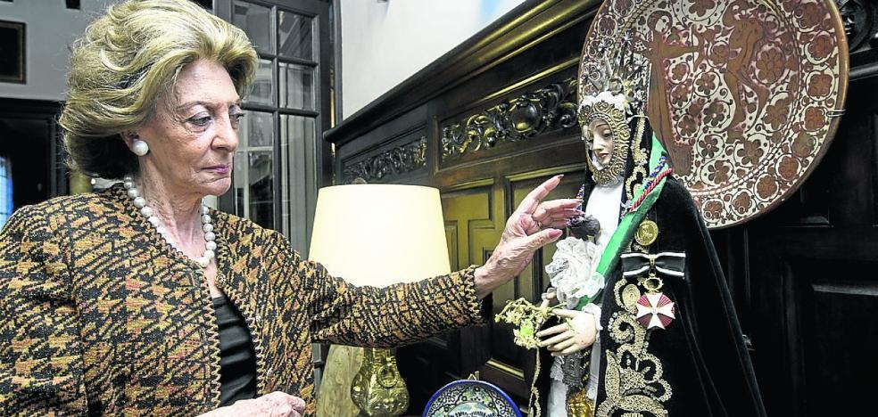 La alta sociedad despide a Pitita Ridruejo