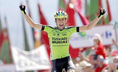 El Murias recibe «con una satisfacción enorme» su invitación a la Vuelta