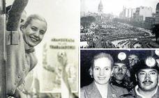Eva Perón por siempre