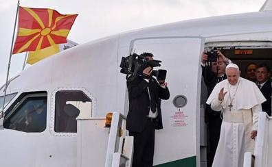 El Papa apoya la entrada de Macedonia del Norte en la Unión Europea