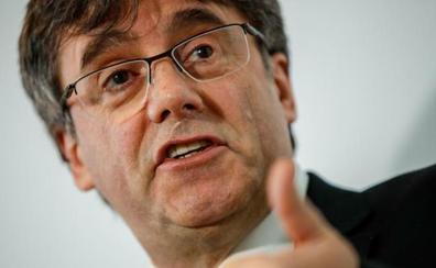 Puigdemont descarta que el Constitucional vete su candidatura a las europeas
