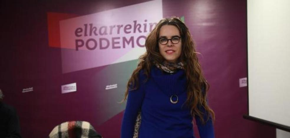 Podemos critica el «abandono de Donostia» de Goia y le pregunta qué ha hecho en 4 años