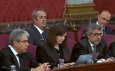 La Generalitat cifra en 268.000 euros los daños causados por la Policía y la Guardia Civil en los colegios el 1-O