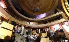 La Sade solicita el derribo de la cubierta y el techo del cine del Bellas Artes
