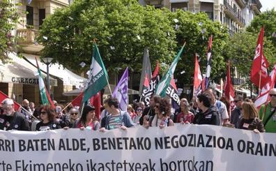 «Kristau Eskola nos ha puesto a los profesores bajo sospecha»