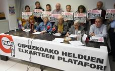 Los pensionistas vascos volverán a las calle este sábado