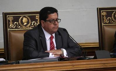 Detienen al primer vicepresidente del Parlamento de Venezuela