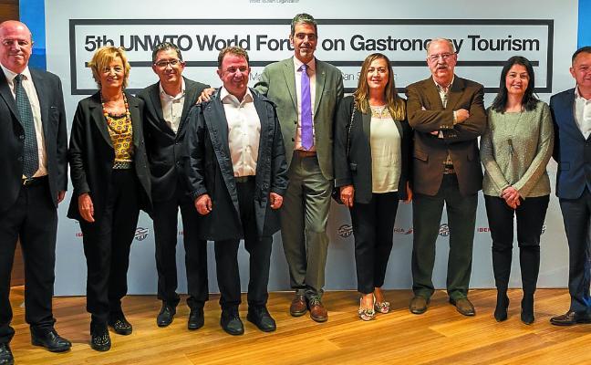El Basque Culinary y el Foro Mundial