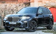 BMW X7, el Rolls de los SUV