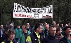 Trabajadores del sector ferroviario denuncian que el amianto «está matando a compañeros»