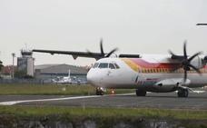 Ortzibia apura la negociación de un vuelo San Sebastián - Londres en verano
