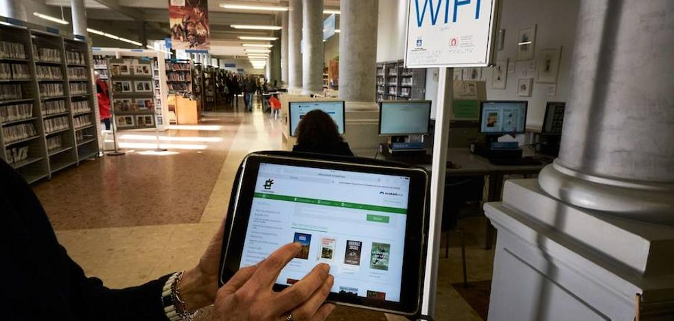 La Biblioteca Digital Vasca culminará a fin de año su largo proceso de creación