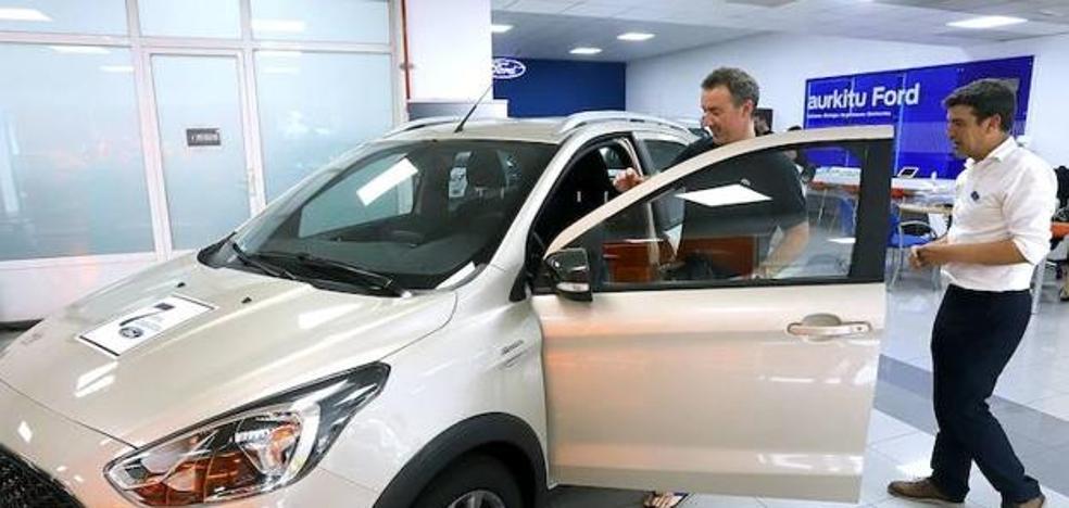 Al 'Eusko Renove' ya solo le queda un millón de euros para la compra de 500 vehículos