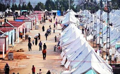 Nuevo récord de desplazados por las guerras y la violencia en el mundo: 41,3 millones