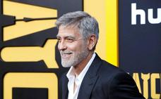 Clooney no quiere ser el padrino