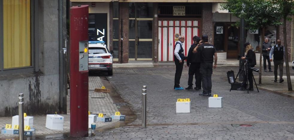 Detenido el sospechoso de matar a puñaladas a un hombre en Elgoibar