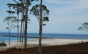 La extracción de arena degrada los ecosistemas y el litoral, según expertos