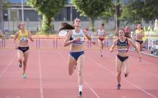 Istar Dapena, nuevo récord de Gipuzkoa de salto con pértiga (5.32)