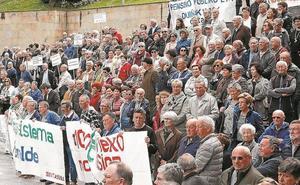 Los pensionistas plantean «radicalizar» las movilizaciones