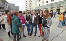 Izagirre se compromete a «quintuplicar» la inversión de la Diputación en igualdad