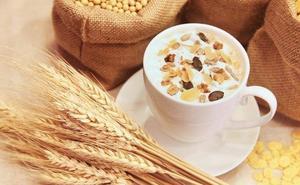 Desayuna con avena y tu salud mejorará