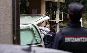 El sospechoso del homicidio de Elgoibar pasará mañana a disposición judicial