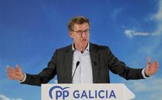 Feijóo: «La responsabilidad del 28A es del PP y de todos sus dirigentes»