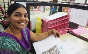 Nirmala Jalagadugu: «El 90% de la India rural no ha estudiado y ni siquiera sabe su edad»