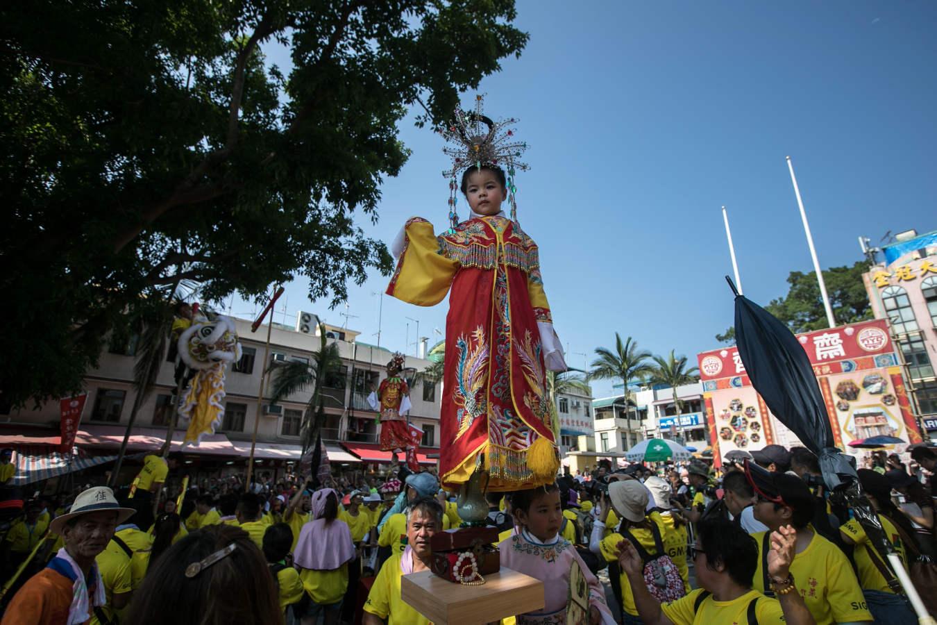 Festival de paz y buena suerte