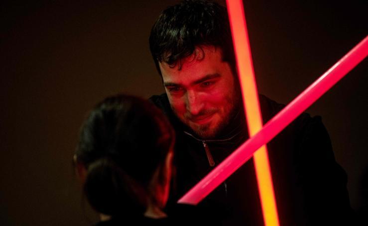 Entrenamiento Jedi
