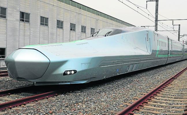Japón presenta un tren capaz de llegar a 400 km/h
