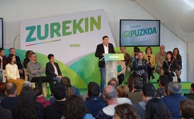 Elecciones 26M: Otegi afea al PNV por buscar en el PP y Cs los votos para frenar «la ola soberanista»