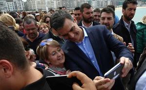 Elecciones 26M: Sánchez hará campaña el miércoles en San Sebastián