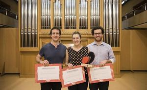 Juventudes Musicales premia la «propuesta rompedora» de Zukan