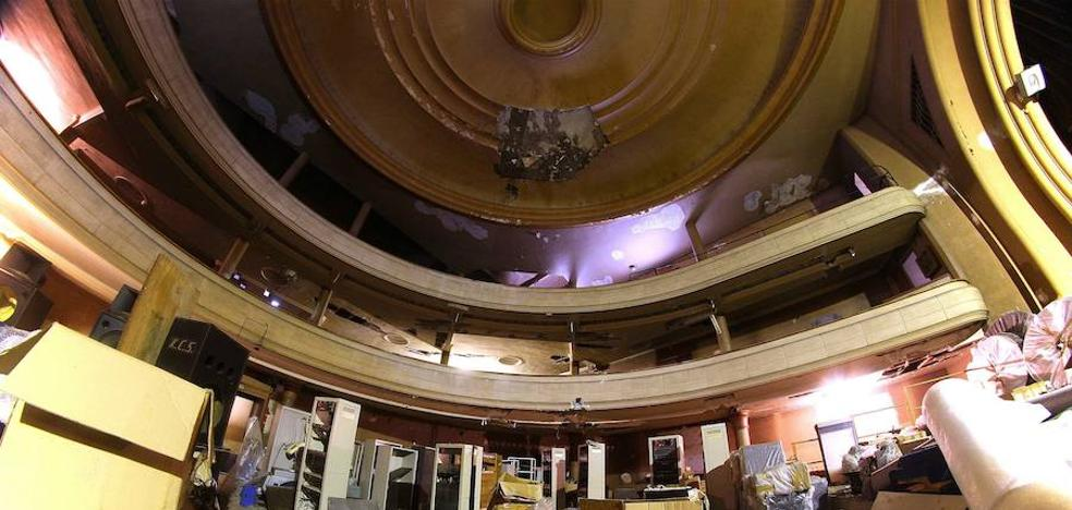 Áncora denuncia que la Sade quiere «destruir» el Bellas Artes «por fases»