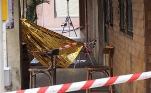 La víctima de Elgoibar murió desangrada tras la cuchillada en el cuello