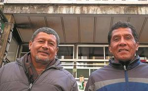 La ONG Egoaizia recibe a sus cooperantes de Perú que mostrarán sus proyectos